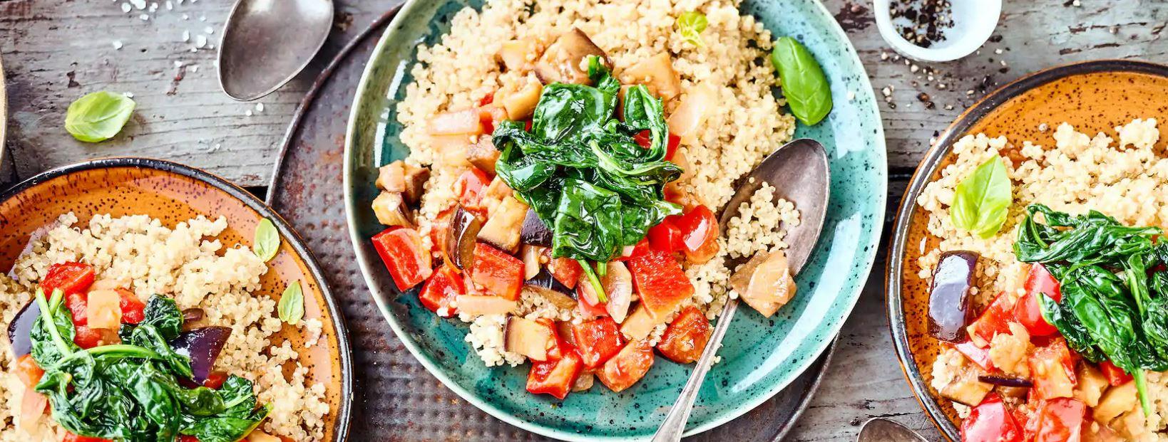 Quinoa-Ratatouille-Rezepte